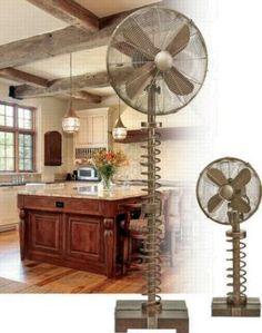 Davy Floor Fan