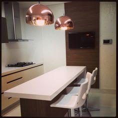 Cozinha Florense - Chris Brasil Arquitetura