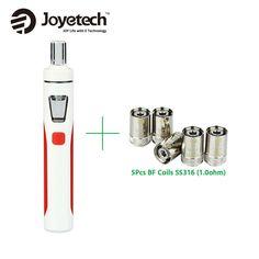 >> Click to Buy << Original Joyetech eGo AIO Kit 1500mAh Quick Vaping Kit 2ml 0.6ohm/1.0ohm Coil All-in-One E-Cigarette Vaporizer vs ijust s #Affiliate