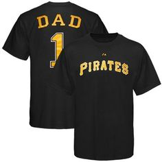 Majestic Pittsburgh Pirates Father's Day T-Shirt