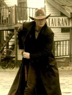 Gotta love this sexy cowboy :D