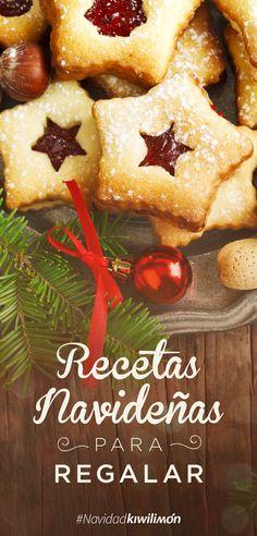 Descarga 4 increíbles recetarios navideños. Prepara las mejores botanas para tus cenas navideñas, o aprende a preparar ricos postres para regalar a tus amigos y familiares. Encuentra también un menú para aprender cómo cocinar la cena completa en navidad y descubre deliciosos platillos navideños vegetarianos que cualquiera puede disfrutar. Christmas Dinner Menu, Christmas Sweets, Christmas Cookies, Mexican Food Recipes, Cookie Recipes, Snack Recipes, Dessert Recipes, Xmas Food, English Food