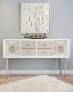 Customize your Ikea Kallax with O'verlays, PrettyPegs and Panyl.