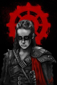 Commander Lexa by JuliaMoskvina on DeviantArt