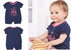 Newborn Infant Baby Short Sleeve Bodysuits Romper Jumpsuit Outfit Giraffe 3-6M #ibaby #Everyday