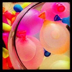 Waterballon gevecht | Waterballoon fights #game