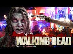 The Walking Dead - Christmas Zombie Apocalypse in Australia - YouTube