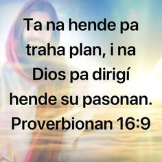 Proverbionan 16:9