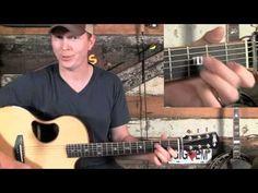 ▶ How to Play Basic Bluegrass Guitar Rhythm, Part 1 - YouTube