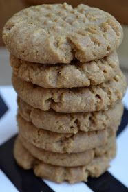 Cookin' Cowgirl: Sugar Free Peanut Butter Cookies