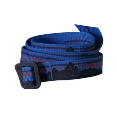 Patagonia Friction Belt - Fitz Roy: Bali Blue (FBI-304)