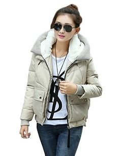 Selene Allure Women's Short Section Down Jacket Winter Coat