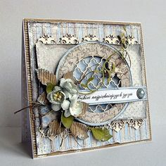 pretty shabby card