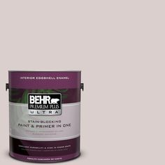 BEHR Premium Plus Ultra 1-gal. #N180-2 Jodhpur Tan Eggshell Enamel Interior Paint