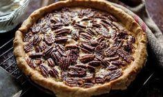 Christmas Dessert Recipe: Honey Pecan Pie