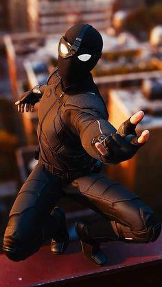 Miles Spiderman, Black Spiderman, Spiderman Spider, Amazing Spiderman, Avengers Team, Marvel Avengers, Avengers Superheroes, Marvel Characters, Marvel Heroes