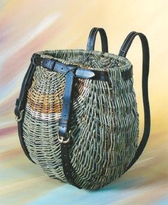 Basket Weaving with Jo Campbell-Amsler Willow Picnic Backpack – Rib-style  Class Dates: Nov. 8 and 9, 2013 (two day class) Time: 8:30 a.m. to 5:00 p.m. Central Time both days Class Fee: $200.00 Willow Backpack, $50.00 Leather Backpack Strap (strap not included in Class Fee).  Registration: Call 1-800-447-7008 or 270-237-4821  Location: GH Productions, Inc. - The Basket Maker's Catalog - 521 E. Walnut St. - Scottsville, Kentucky 42164  Deadline to Register: September 27, 2013