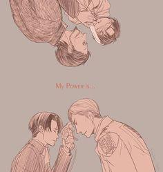 Levi, Erwin, Kenny