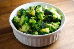 Broccoli with Honey Dijon Mustard Sauce