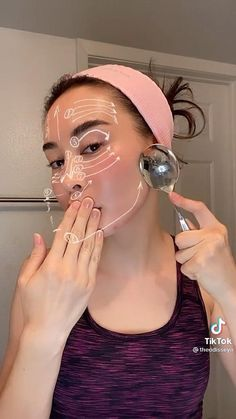 Face Care Tips, Face Skin Care, Skin Care Routine Steps, Skin Routine, Beauty Tips For Glowing Skin, Beauty Skin, Natural Makeup, Natural Skin Care, Maquillage On Fleek