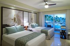6 nights accommodations for 2 adults 2 children occupying 1 room | Diamond Club Luxury Ocean View Room All Inclusive Check in Date: 13 Jun 2016, Check out Date: 19 Jun 2016 Includes Exclusive Summer Deal + $300 Resort Credit + 2 Kids Free!!! Situated on a breath-taking beach, the 470-room Royalton Punta Cana Resort & Casino is the destination of choice for even the most discerning traveller. | Contact Hayes Travel Group today for a quote. www.HayesTravelGroup.com