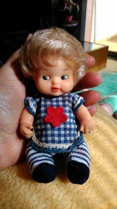 leotardos Old Toys, Vintage Dolls, Cami, Nostalgia, Childhood, Crochet, Baby Dolls, Thick Tights, Old Dolls