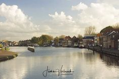 Dutch waters - Dutch view water reflection