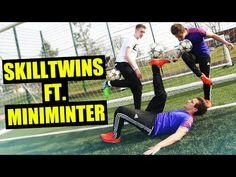 SkillTwins ft. Miniminter - AMAZING FOOTBALL SKILLS & TUTORIAL! - http://www.fbdeveloper.de/skilltwins-ft-miniminter-amazing-football-skills-tutorial/