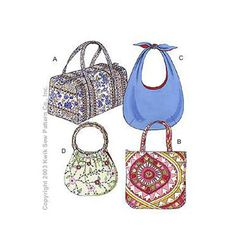 Bags designed for medium to heavyweight woven fabrics ~ http://kwiksew.mccall.com/k3171-products-19853.php?page_id=3357