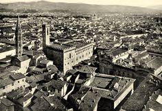 Emilio Cecchi, Papini e Firenze