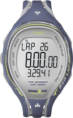 TIMEX IRONMAN BLUE -- For more information, visit image link.