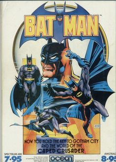 Spectrum Batman 86