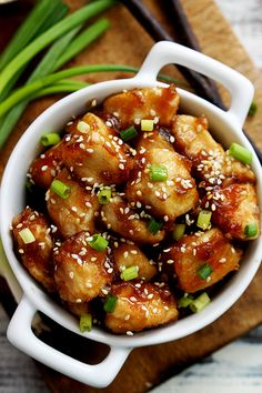 Baked Sesame Chicken...made this and loved it. had all the ingredients except for sesame seeds..had run out...but it is easy to make..tastes delicious and presents beautifully...made our rotation.