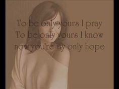 A walk to remember~Only Hope