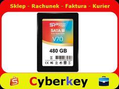 Dysk SSD 480GB VELOX V70 2,5 5Y gwarancji