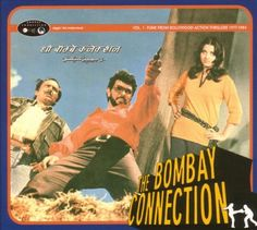 Bombay Connection - Bombay Connection: Funk From Bollywood - Amazon.com Music