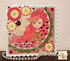 Kraftyscot - Handmade Crafts: Fruity - Watermelon Girl