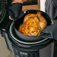 Ninja Foodi From Frozen Chicken Breast Pressure Cooker Air