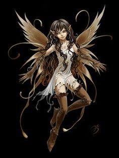 Fada é um ser mitológico, característico dos mitos célticos, anglo-saxões, germânicos e nórdicos.