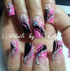 Nails - http://yournailart.com/nails-435/ - #nails #nail_art #nails_design #nail_ ideas #nail_polish #ideas #beauty #cute #love