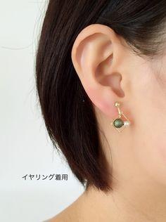 keshi ピアス/イヤリング