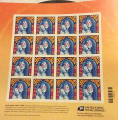 My favorite new stamp so far in 2014...