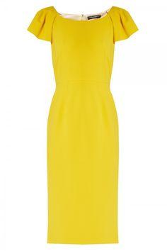 Dolce Gabbana Cady Midi Dress, £1,150