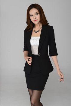 Vestidos para oficina 2014