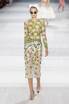 Défile Giambattista Valli Haute couture Automne-hiver 2014-2015 - Look 12
