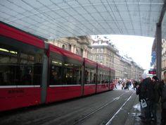 Estação central Berna