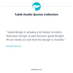 Today we share with you some of our favorite quotes from the recognized expert in the sphere of design who knows everything about providingusability, utility and desirability. So, get inspired wit...