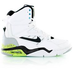 70af80797ead5 The David Robinson s nike AIR COMMAND FORCE white black Talk about the  Super support shoe of the 90 s