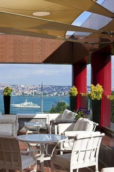 The Ritz-Carlton |  Istanbul, Turkey
