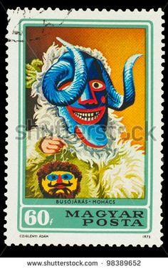 Hungary Stamp 1973